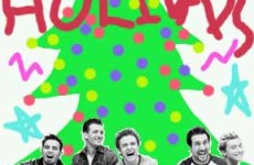 nsync holiday card
