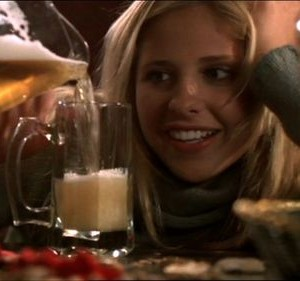 buffy beer bad